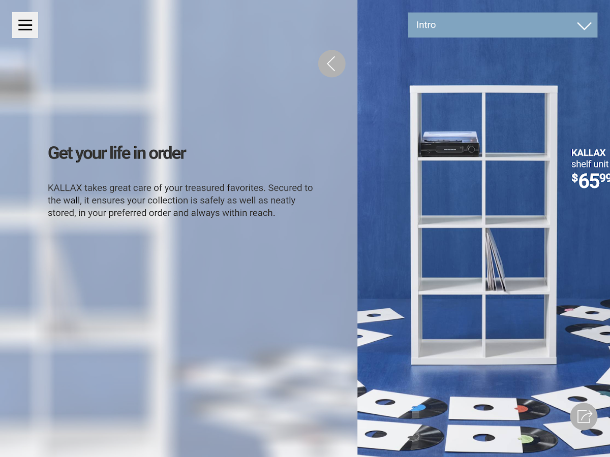 Catalogo IKEA- screenshot