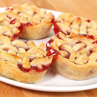 Mini Cherry Pies.