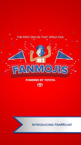 android FanMojis Screenshot 0