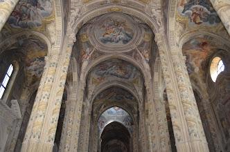 Photo: Decorazioni barocche su architettura gotica