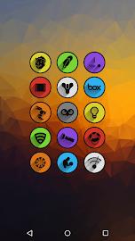 Umbra - Icon Pack Screenshot 1