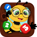 Cool Kids Math & Counting Game icon