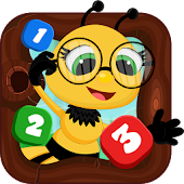 Cool Kids Math & Counting Game