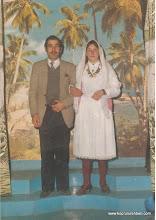 Photo: Cengiz ÖZÇELİK ve kızı Fazile POLAT