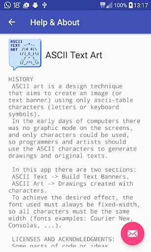 ASCII Text Art 1.0.3 screenshots 12