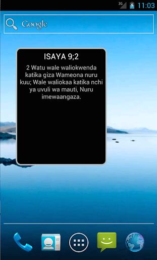Download Biblia Takatifu Ya Kiswahili On Pc Mac With Appkiwi Apk Downloader