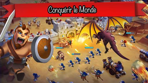 Epic War - Castle Alliance  captures d'u00e9cran 2