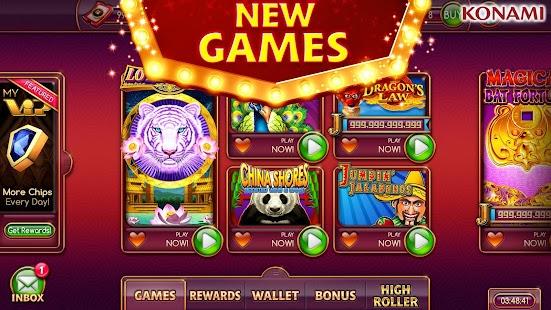 my KONAMI Slots - Free Vegas Casino Slot Machines - náhled