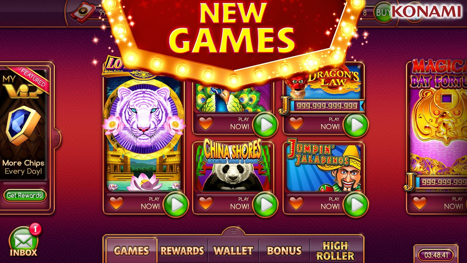 Free Downloadable Slots