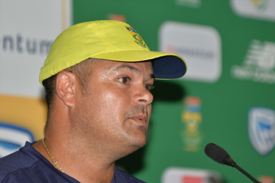 Covid-19 puts Proteas bowling coach Charl Langeveldt's plans on ice