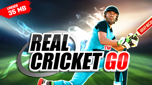 Real Cricket™ GO  captures d'écran 1