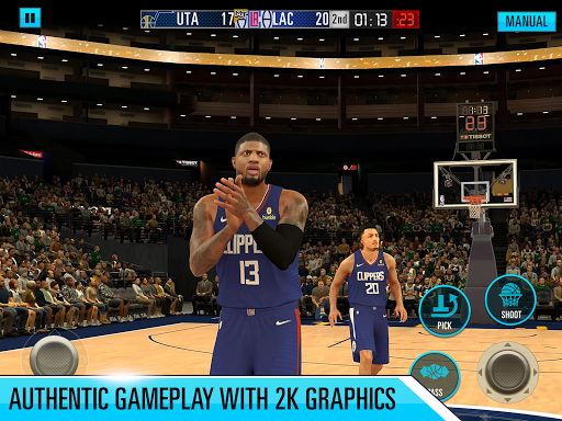 NBA 2K Mobile Basketball 2.10.0.4880679 screenshots 12