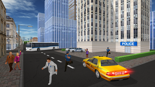 Taxi Game screenshot 3