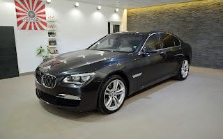 BMW 750xd Rent Košický kraj