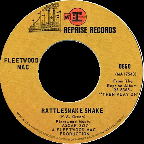 Single: Rattlesnake Shake