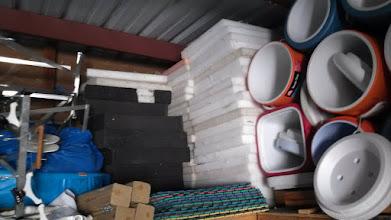 Photo: West storage