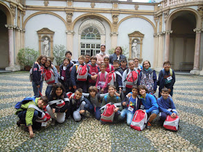 """Photo: 14/10/2014 - Scuola elementare """"Walt Disney di Nichelino"""" (To). Classe V B."""