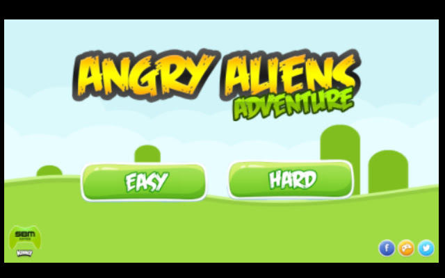 Angry Aliens for Chrome