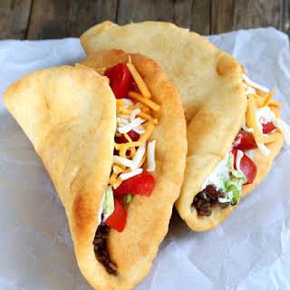 Gluten Free Chalupas—a Taco Bell Copycat.