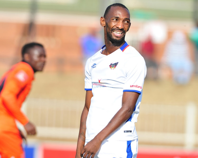 Chippa United winger Thabo Rakhale has two years left of his contract with the Eastern Cape club.