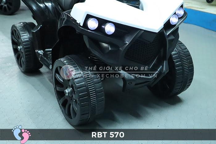 Mô tô điện trẻ em 4 bánh RBT-570 13