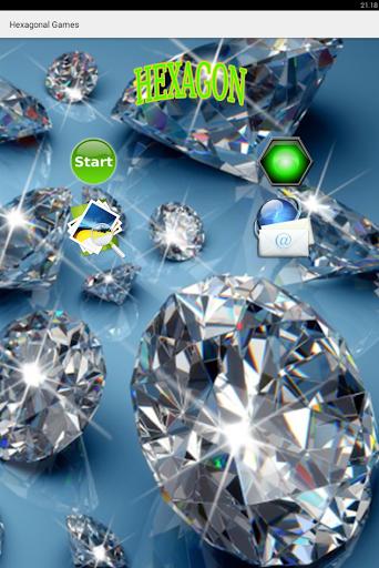 Hexagonal Games