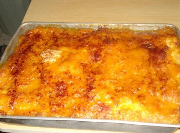 Mango Cobbler Recipe