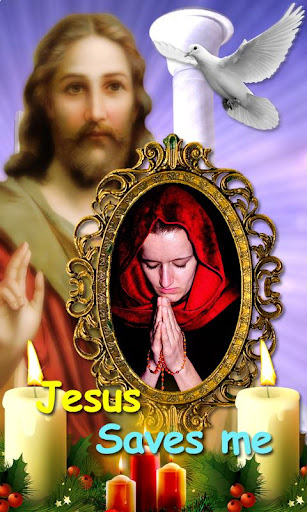 Lord Jesus Photo Frames
