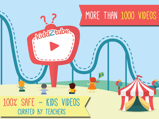 Videos and Songs for YouTube Kids |kiddZtube Full  screenshots 6