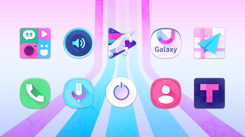 Unicorn Icon Pack v1.9