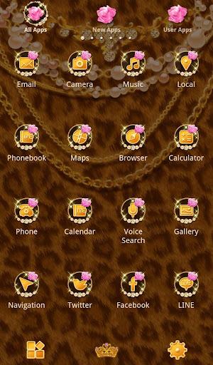 Cute Theme-Fancy Leopard- 1.0.0 Windows u7528 3