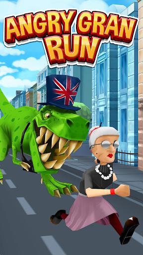 Angry Gran Run - Running Game screenshot 14