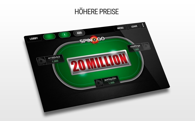 pokerstars mobile echtgeld