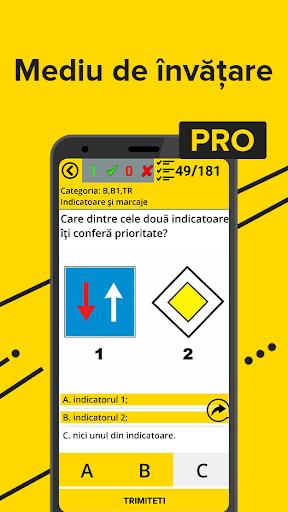 eSofer-Chestionare auto PRO screenshot 2