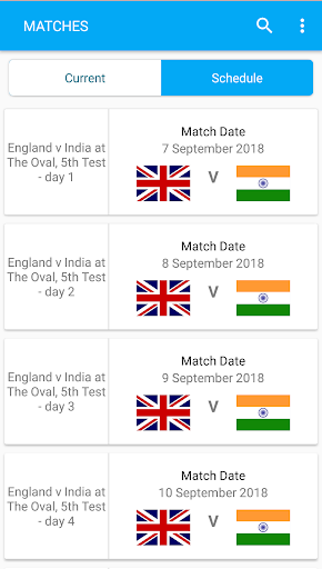 Real Score – Live Cricket Scores screenshot 2