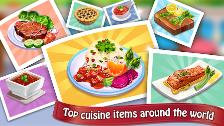 Cooking Day - Top Restaurant Game APK screenshot thumbnail 2