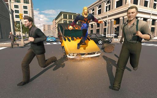 Gangster Target Superhero Games apktram screenshots 1