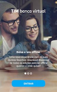 TIM Banca Virtual - náhled