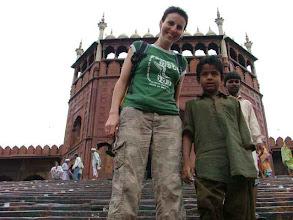 Photo: Delhi - Jama Masjid - Wielki Meczet Szacha Dżachana (XVII w)