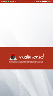 Muslim.or.id Official App- screenshot thumbnail