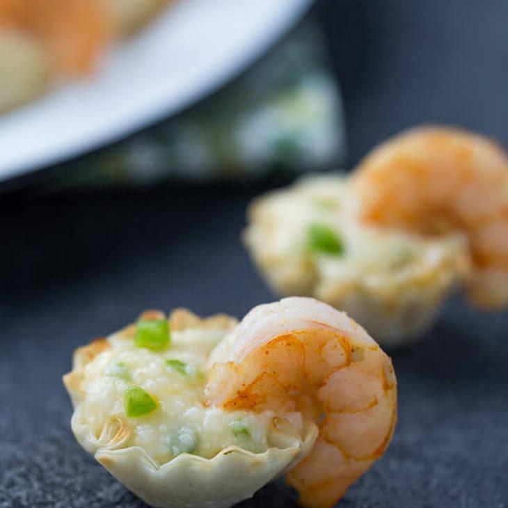 Shrimp and Grits Bites Recipe