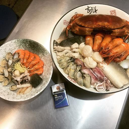 台南最狂海鮮粥