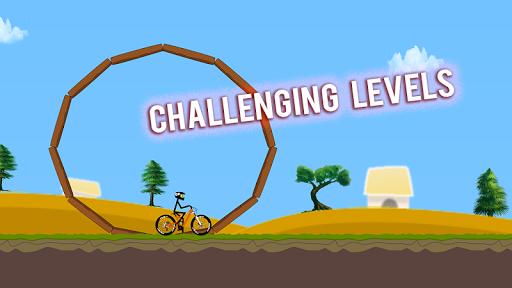 Stunt Hill Biker screenshot 4
