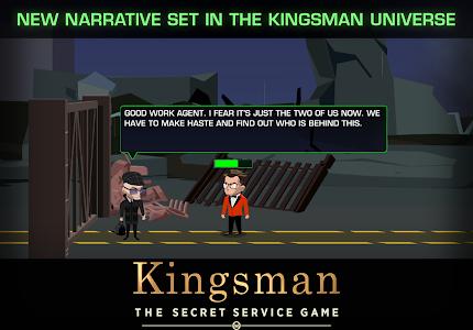 Kingsman - The Secret Service Game 1.3 (Paid)