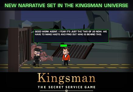 Kingsman MOD (Unlimited Coins) 1