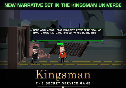 Kingsman – The Secret Service Game 1