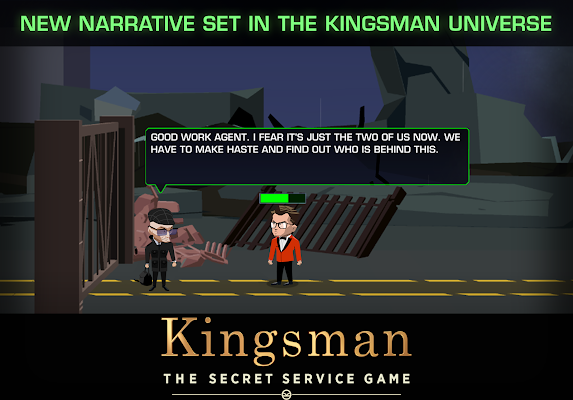 Kingsman - The Secret Service Game Screenshot Image
