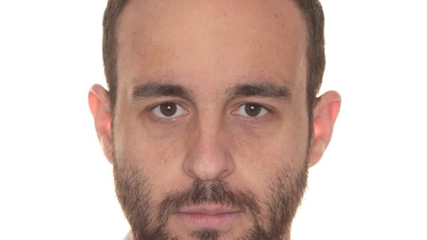 José Miguel Coll Rodríguez, número uno en las oposiciones, con 27 años