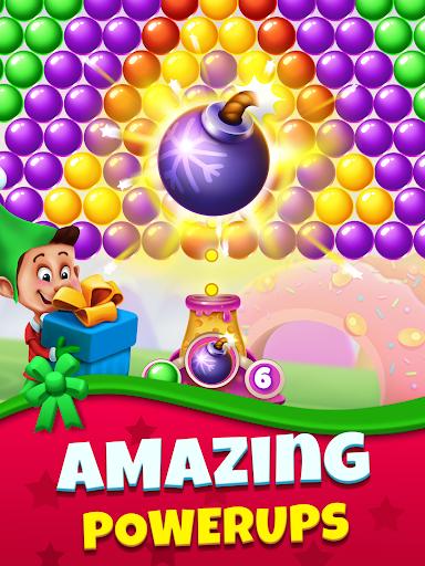 Christmas Games - Bubble Shooter 2020 2.5 screenshots 10