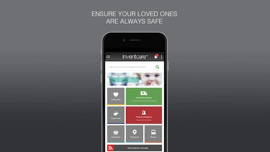 Inventcare – Care Platform - náhled